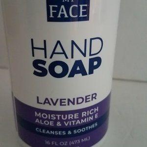 Kiss My Face - Hand Soap - Lavender - 16 FL OZ